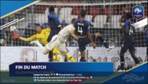 Ligue des Nations : la France et l'Allemagne se séparent sur un nul (0-0)