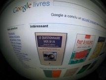 Google lance sa librairie numérique