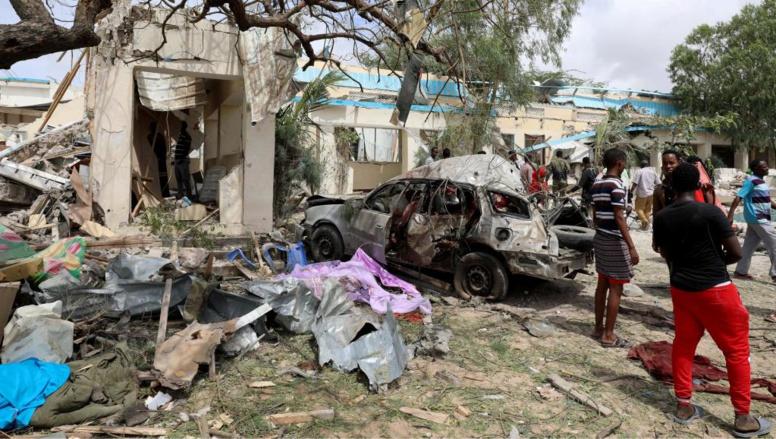Somalie: un attentat à la bombe vise un bâtiment officiel à Mogadiscio