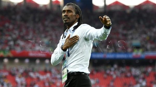 Le contrat de Aliou Cissé prolongé jusqu'en 2021