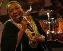 Les MTV Africa Awards rendent hommage à Miriam Makeba