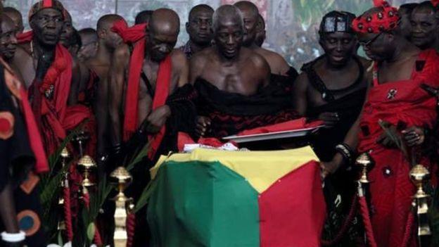 Le Ghana organise les funérailles de Kofi Annan