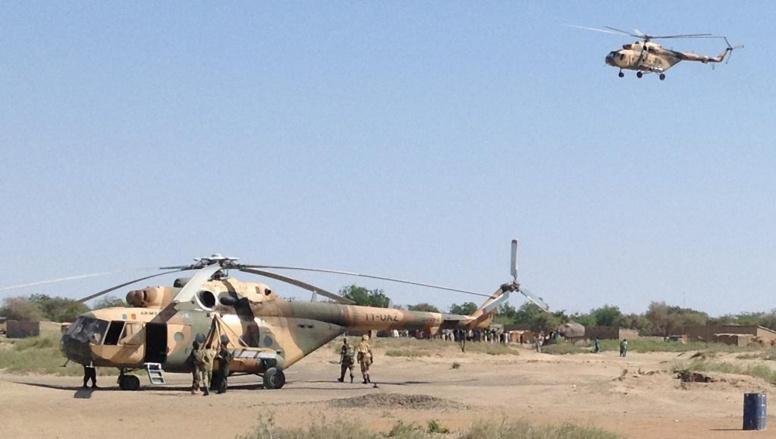 Tchad: l'armée bombarde une localité à la frontière libyenne