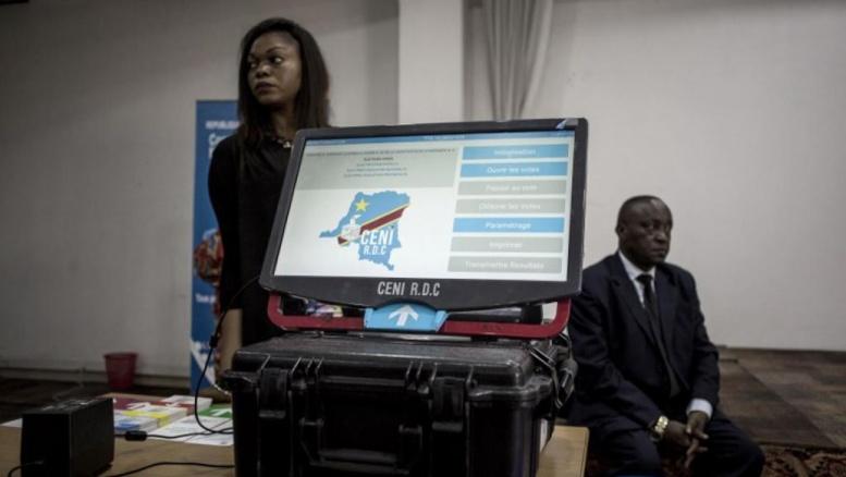 RDC: requête en inconstitutionnalité contre la machine à voter