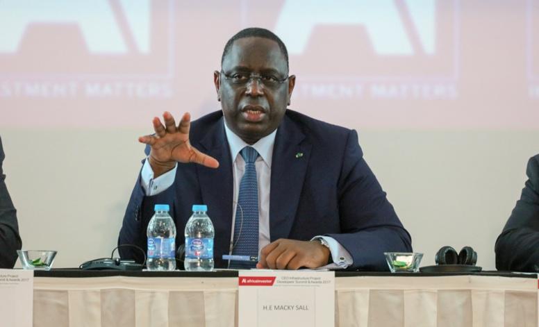 Parrainage de Macky Sall: le chef de l'Etat installe son directoire