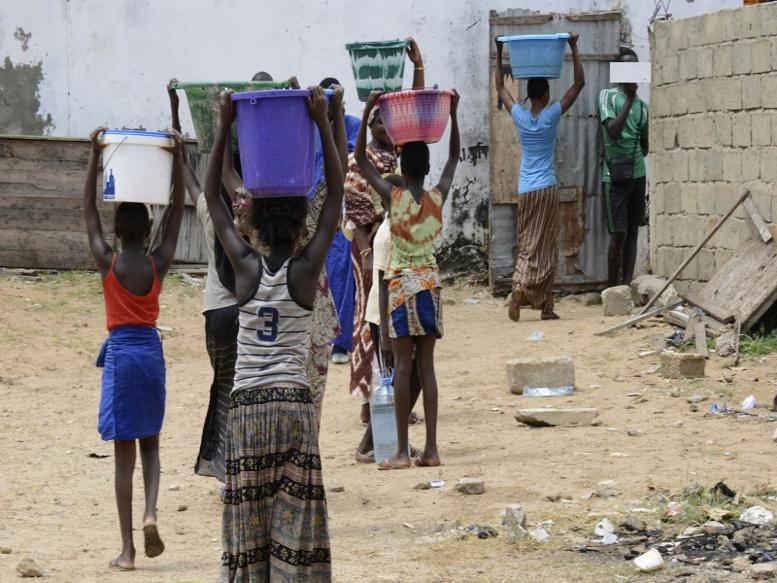 Pénurie d'eau à Boudiouk, les populations dans la rue ce vendredi