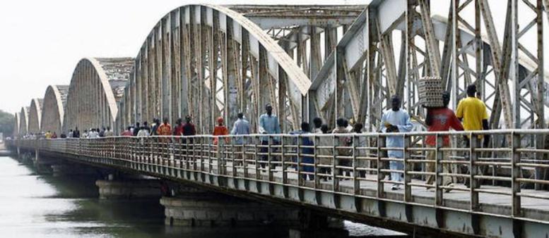 Saint-Louis: la circulation sur le pont Faidherbe interdite