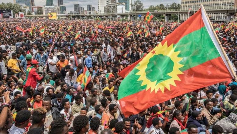 Les dirigeants d'un groupe armé oromo de retour en Ethiopie