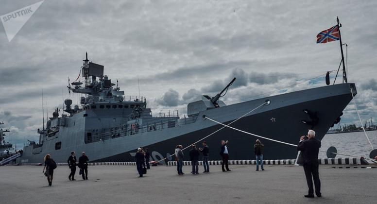 L'Inde s'apprêterait à acheter de nouveaux bâtiments de guerre russes