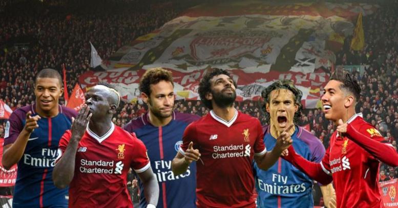 LdC : Liverpool-Paris SG, les compos probables