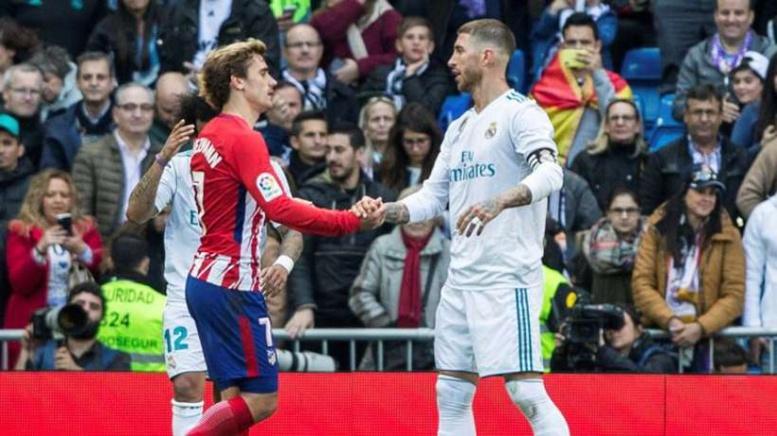 Ballon d'Or : Sergio Ramos remet Antoine Griezmann à sa place