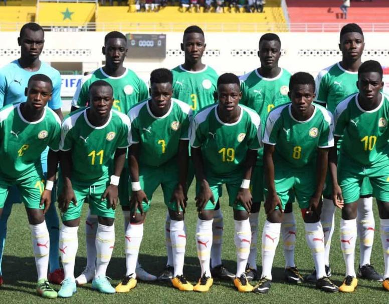 Tournoi UFOA U17: Le Sénégal remporte la finale en battant (4-0) la Guinée