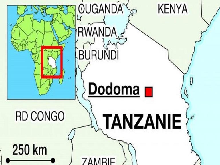 Tanzanie : plus de 100 personnes tuées dans le naufrage d'un ferry sur le lac Victoria