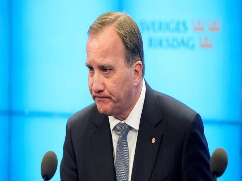 Suède: le Premier ministre Stefan Löfven démis par le Parlement