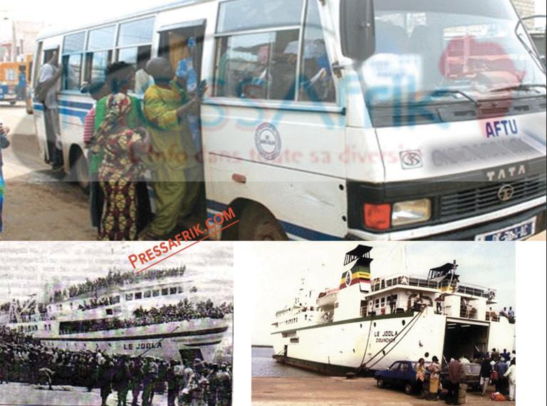 Le «Joola» 16 ans après : amnésiques ou inconscients, les Sénégalais reproduisent les mêmes erreurs