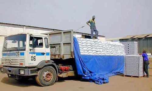 Pikine - Un camion de sucre saisi pour vente illégale