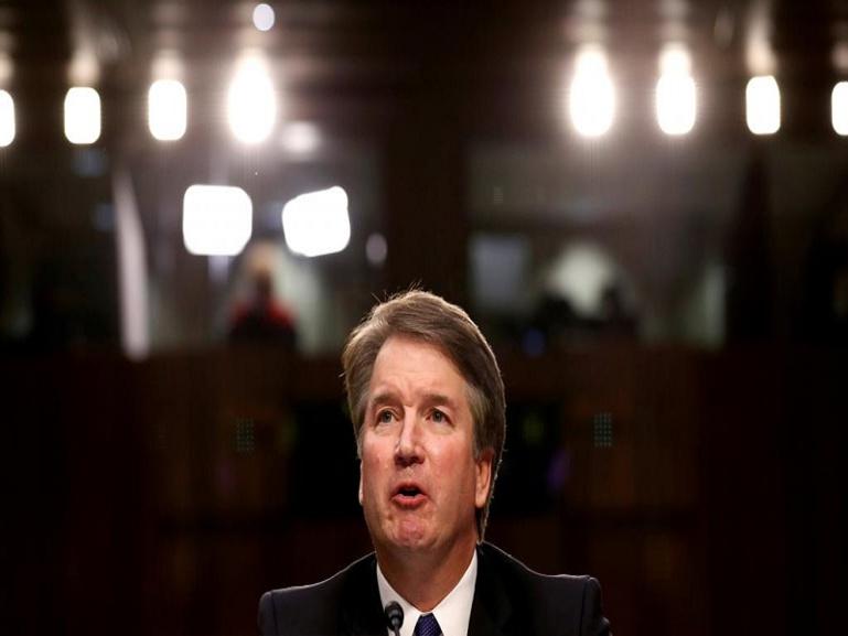 Etats-Unis: le juge Kavanaugh visé par une troisième accusation d'abus sexuels