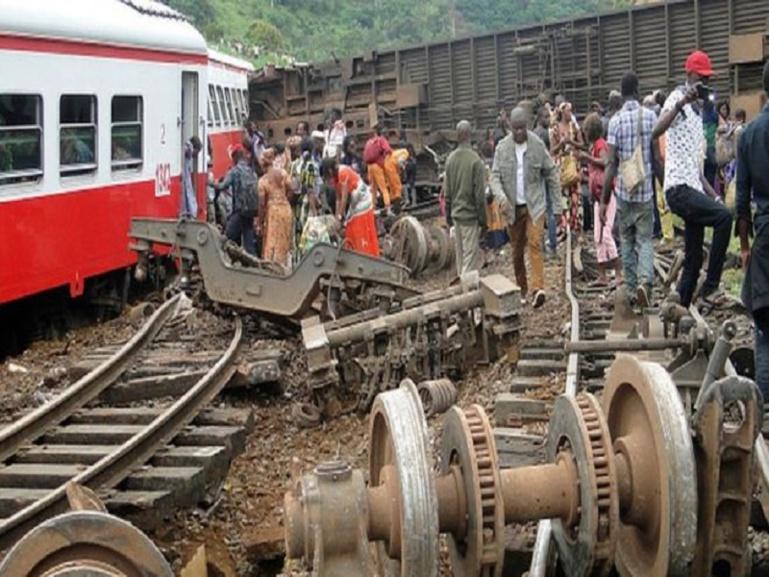 """Camrail condamné pour la """"pire catastrophe ferroviaire"""" du Cameroun"""