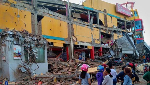 Indonésie: aux Célèbes, le raz-de-marée a fait de très nombreuses victimes