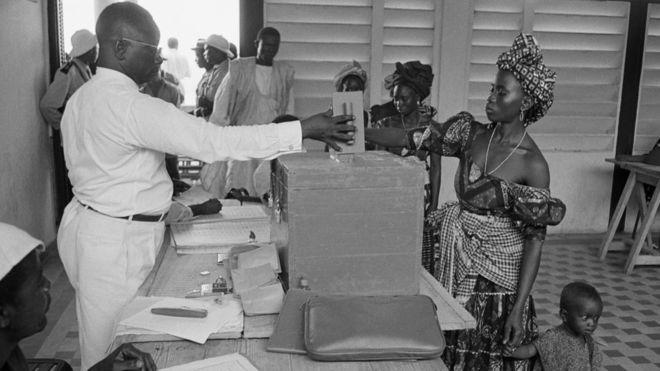 Guinée, 60 ans d'indépendance