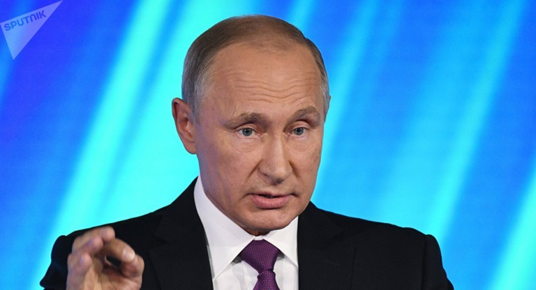 Vladimir Poutine commente l'avenir des forces militaires étrangères en Syrie