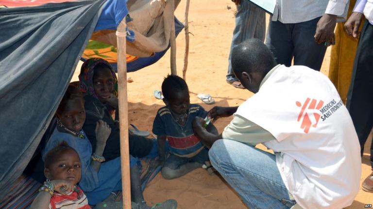 Un médecin de MSF expulsé du Niger