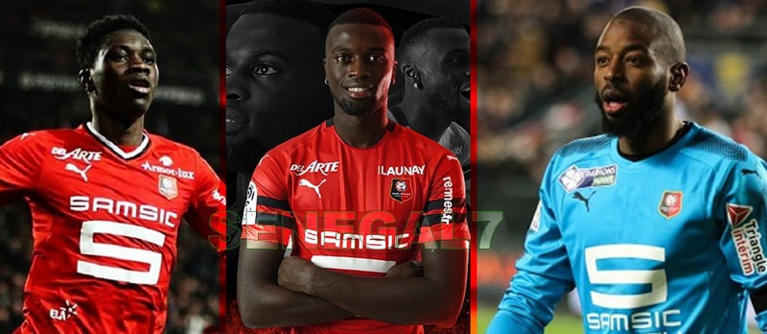 Rennes : Ismaila Sarr forfait, Mbaye Niang et Abdoulaye Diallo face à Antana