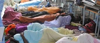 Grève de faim des sortants de l'INSEPS : deux inspecteurs évacués d'urgence