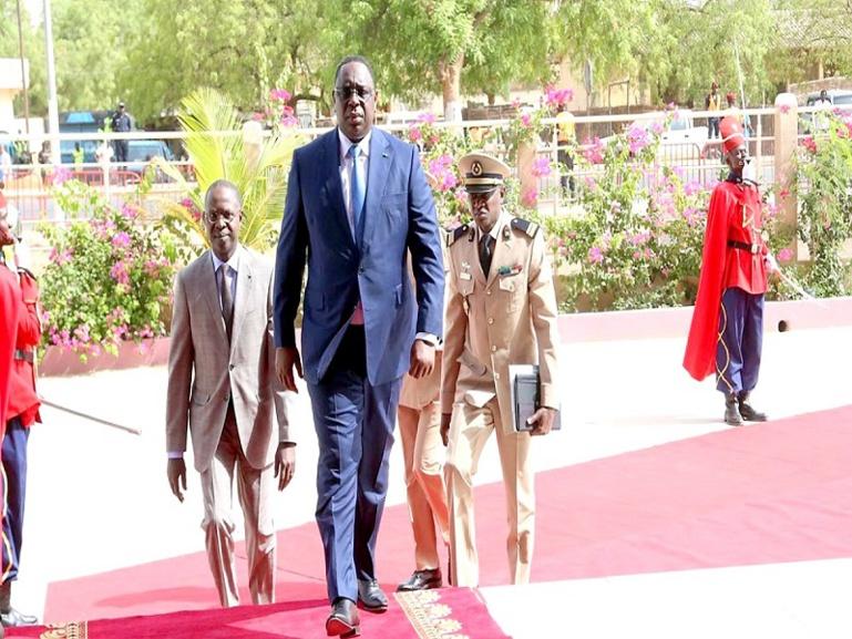 Le budget du Sénégal passe de 3709 à 4000 milliards de francs Cfa