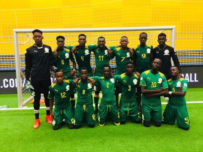 Mondial-Mini Foot U21: le Sénégal bat l'Angleterre (4-1) et se qualifie en quart de finale