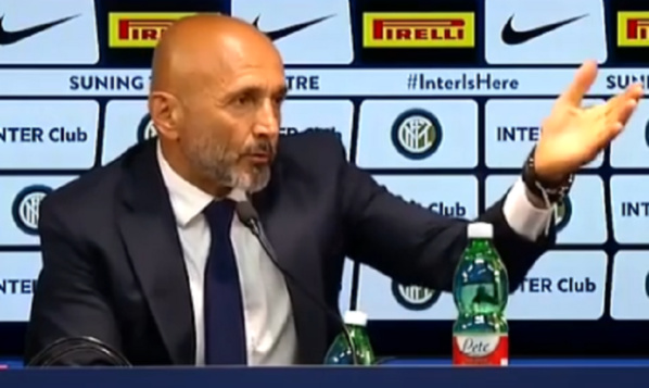 Inter de Milan : Spalletti apprécie le geste de Keïta Baldé