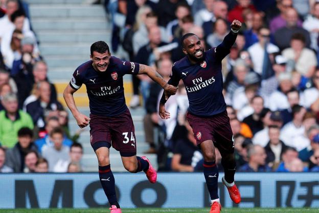 Vainqueur à Fulham (5-1), Arsenal enchaîne un neuvième succès