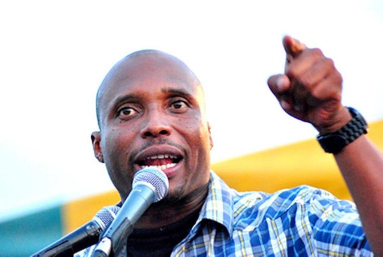"""""""Le pouvoir en place à peur d'organiser des élections démocratiques"""", selon Barthélémy Dias"""