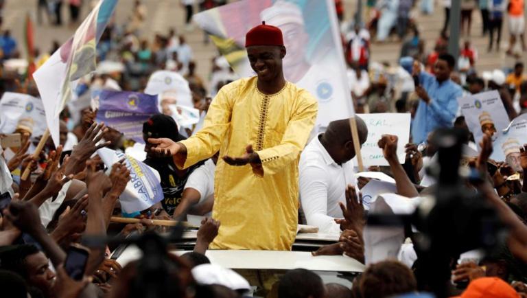Présidentielle au Cameroun: Cabral Libii s'estime toujours dans la course