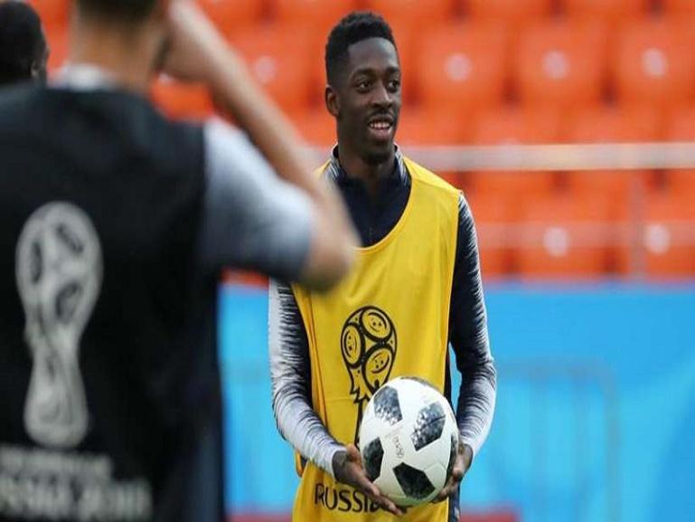 Equipe de France : Didier Deschamps persiste et signe pour Ousmane Dembélé