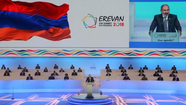 [En direct] Francophonie: suivez l'ouverture du sommet de l'OIF à Erevan