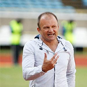 Zdravko Logarusic, coach du Soudan défie Aliou Cissé