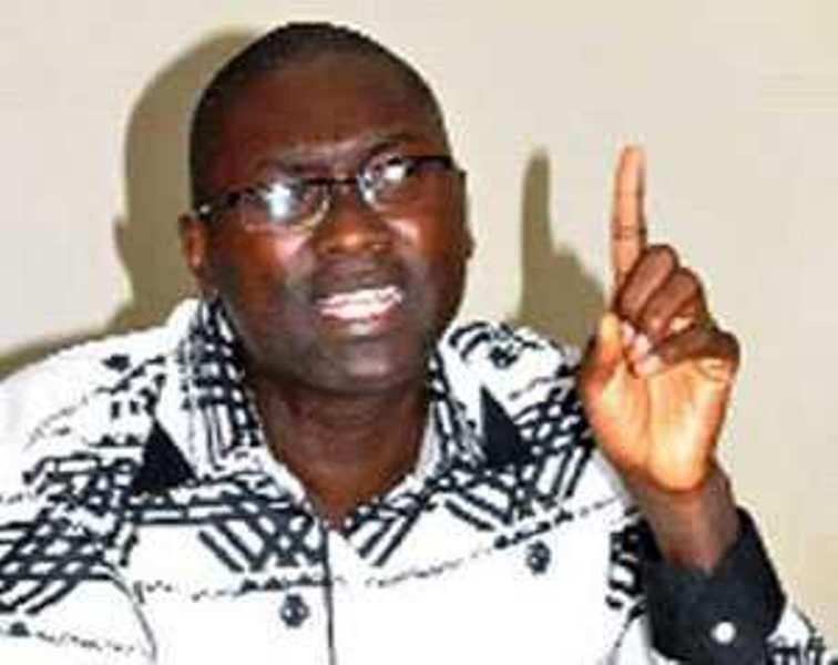 Ousmane Sonko, candidat de Daesh: Ismaïla Madior Fall évoque l'ouverture d'une information judiciaire