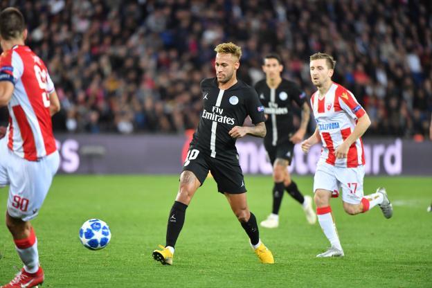 Le match Psg-Etoile Rouge serait truqué : Un dirigeant de l'équipe serbe aurait parié 5 millions sur une lourde défaite de son équipe