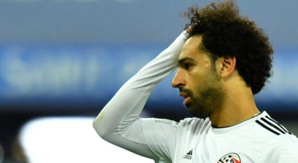 Égypte : Mohamed Salah souffre d'une élongation