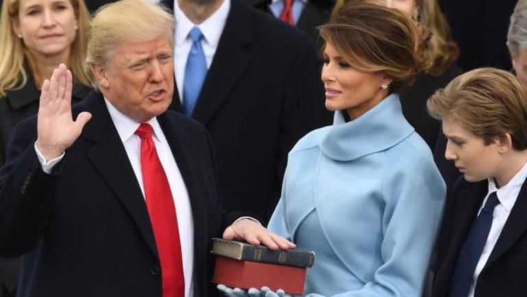 Melania Trump s'exprime pour la première fois des supposées infidélités de son mari
