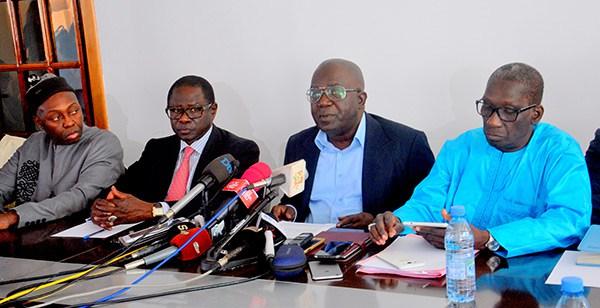 CENA: Le FRN exige la « démission immédiate » du président et de tous les (autres) membres