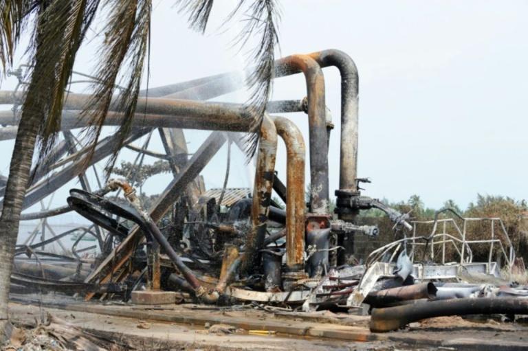 Nigeria: 30 morts dans l'explosion d'un oléoduc attaqué par des pilleurs