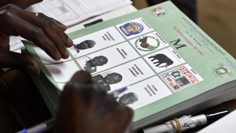 Elections en Côte d'Ivoire: un test décisif sur le poids des partis politiques