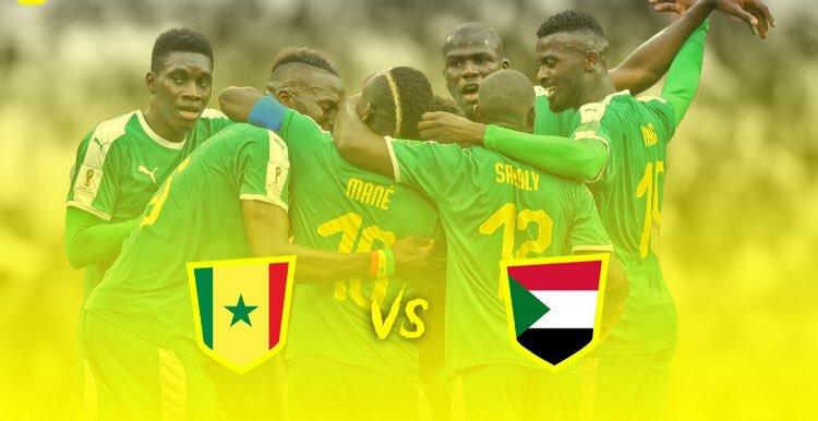 #SENSOU : Pape Abdou Cissé ouvre le score (1-0)