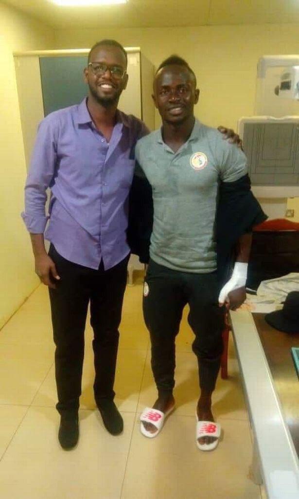 Soudan vs Sénégal  : Sadio Mané forfait