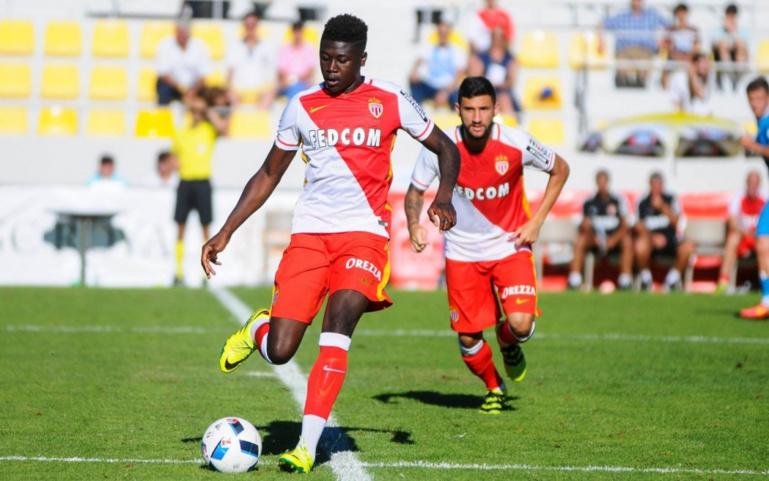 AS Monaco : Kévin N'Doram forfait 3 à 4 semaines