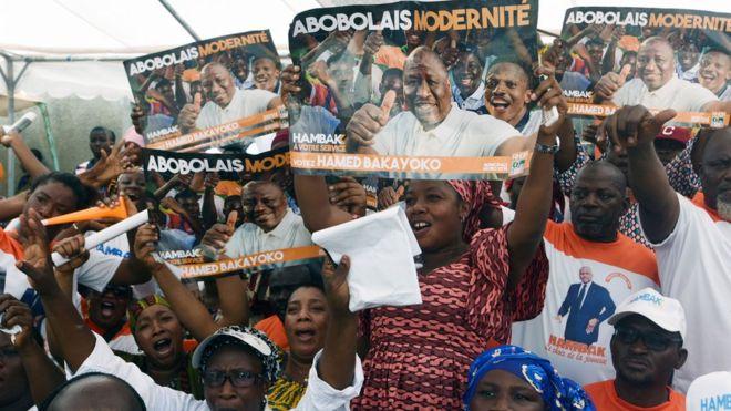 Le RHDP en tête des élections locales en Côte d'Ivoire