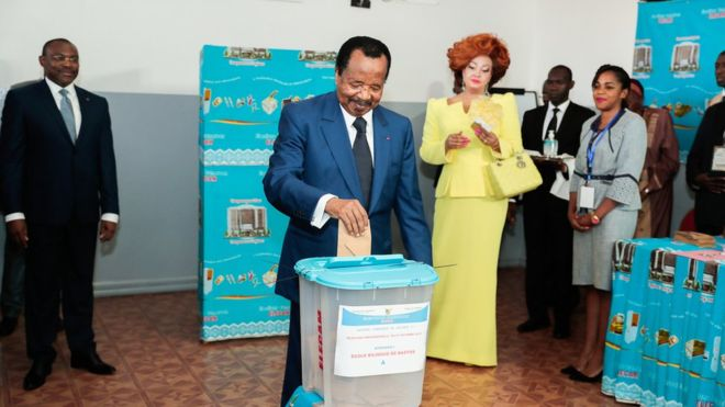 Début de la bataille juridique après la présidentielle au Cameroun