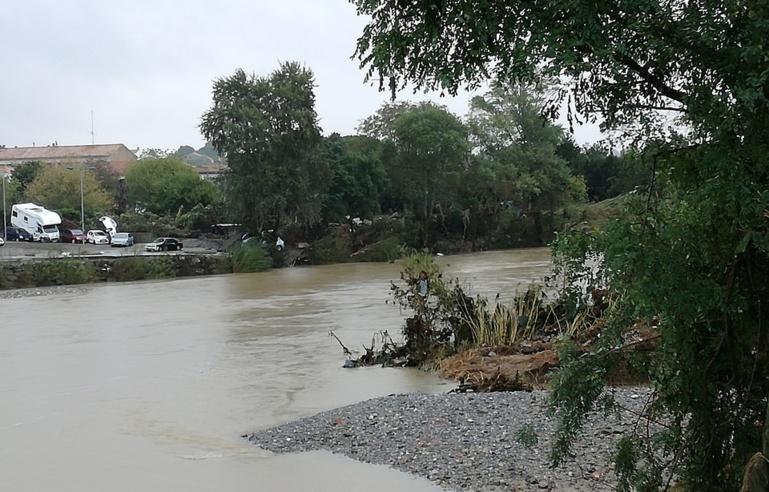 Inondations dans l'Aude: Le bilan grimpe à 14 morts